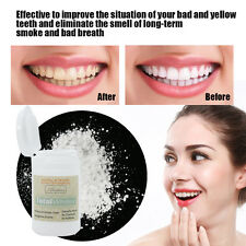 Teeth Whitening Powder Natural Blanchiment Dent For Smoke Spots Yellow Remove JS
