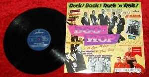 LP Rock!Rock!Rock´n Roll! Doo-Wop (Mercury 6498 044) D 1979