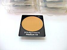 Estee Lauder Double Matte Oil-Control MEDIUM Pressed Powder Refill New FREE P/P