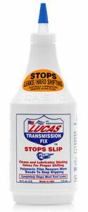 Lucas Oil - 10009 Transmission Fix Stops Slip 24 oz.