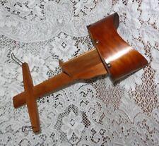 Hermoso 576ms Arce Estereoscopio Con Stereoviews Lote