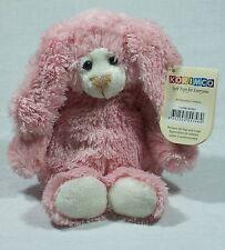 1 Pink Coloured Cosmo Super Soft Fluffy Bunny Korimco 9312552557460 57-52342.PIN