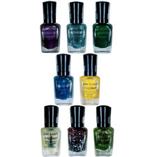 Wet n Wild 8 Nail Polish Set - Best of Mega Last Salon Nail Color Collection