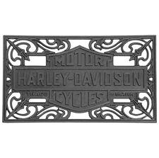"""Harley-Davidson Fußmatte """"NOSTALGIC B+S"""" 76 cm x 45 cm *HDL-10092*"""