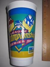 Baltimore Orioles vs New York Yankees staduim plastic cup 1996 Camden  00004000 Yards Alcs