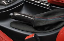 BMW Genuine M Performance Freno A Mano Maniglia Grip Boot Ghetta ALCANTARA 2358364
