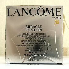 Lancome Miracle Cushion Compact Refill- 14g - Beige Rose - 02 - Boxed