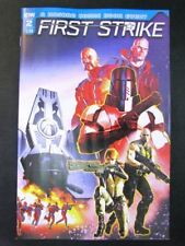FIRST STRIKE #2 - AUGUST 2017 - IDW Comic # 1H78