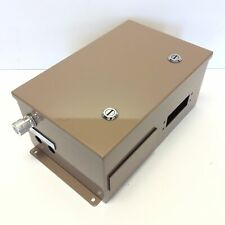 Electrical Enclosure Control Cabinet 14x9x6 Steel Project Box Wall Mount 14turn