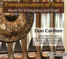 CD neu & OVP > Duo Carillon >  Transformations of Time > edition zeitklang