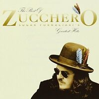 Zucchero Best of-Greatest hits (16 tracks, 1997) [CD]