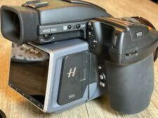 Hasselblad H6D 50c w/2 lenses, extra battery grip, orig box, US Seller
