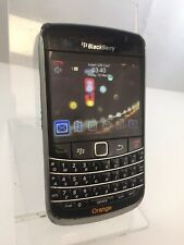 Blackberry Bold 9700 Orange Black Mobile Phone