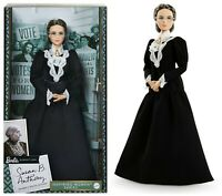 Barbie Inspiring Women Series Susan B, Anthony Collectible Doll - NEW & SEALED