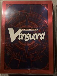 CARDFIGHT VANGUARD BUSHIROAD RED PURPLE DRAGONIC OVERLORD PROMO SLEEVES Yugioh