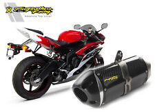 Two Brothers Racing SR1  Yamaha R6V YZF-R6 2006-14 Carbon Fiber Exhaust Muffler