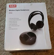 Wireless TV Headphones Over Ear Hi-Fi Stereo Headset TV Watching PC VCD
