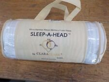 Clara Clark Rayon made from Shredded Memory Foam Pillow, Queen (Standard) Size