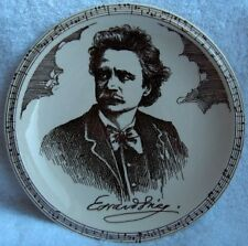 Vernon Kilns Grieg Music Master bit plate-MINT & NR