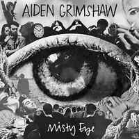 Aiden Grimshaw (X Factor) - Misty Eye Promo Album (CD 2012) Collectable CD