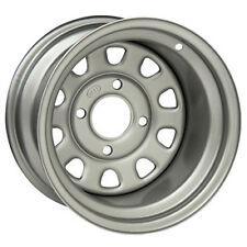 (2) Rims Steel Wheels Front Suzuki Eiger King Quad Vinson 400 450 500 700 4X4