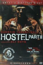 Eli Roth's HOSTEL Part II (2007) Unrated Director's Cut Bijou Phillips SEALED