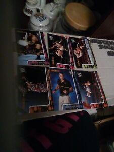 2002 Fleer WWE WWF Royal Rumble Card Lot Of 48