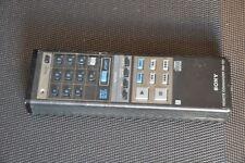 TELECOMANDO ORIGINALE- REMOTE CONTROL SONY RM-101 PER IL CD PLAYER SONY CDP-101