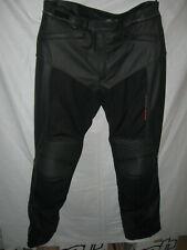 REVIT Gear Schwarz Gr. 56 Standard, Motorradhose Textil/Leder Touringhose Herren