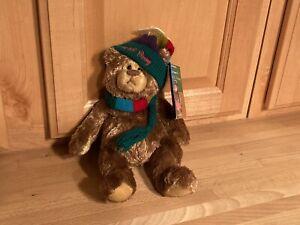 Office Depot Gund TEDDY B CARING Bear, 3rd third in series