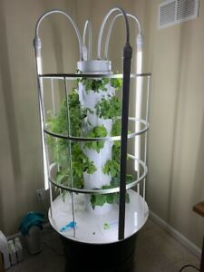 Tower Garden by Juice Plus- Hydroponic Growing System with Accessories