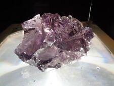 Andara Crystal Glass 700 Grams D16 Mystic Purple Monatomic