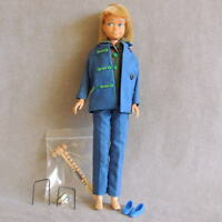 SKIPPER DOLL 1960s Clothes Bendable Leg 1965 FUN TIME Pantsuit Croquet