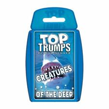 P4008 Winning Moves - Top TRUMPS Creatures of The Deep