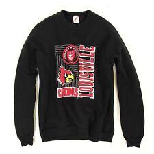 1990's Vintage Men's M Jerzees Louisville Cardinals Sweatshirt
