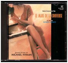 Michael Nyman - Le Mari de la Coiffeuse CD Japan SLCS 7128