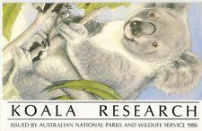 Koala Research Stamp Pack Mint