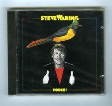 CD (NEUF) STEVE WARING POUCE (LE CHANT DU MONDE)