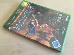 Halo 2: Multiplayer Map Pack   European Version   Xbox   NEW/SEAL TORN