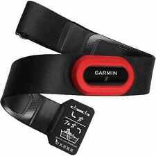 New Genuine Garmin HRM4-Run Heart Rate Monitor Red/Black