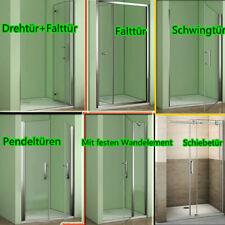 ESG Nischentür Pendeltür Duschtür Schwenktür Duschabtrennung Dusche Duschkabine