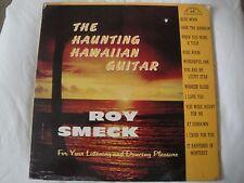 ROY SMECK THE HAUNTING HAWAIIAN GUITAR VINYL LP 1960 ABC- PARAMOUNT RECORDS VG