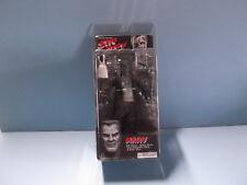"Neca Sin City Marv Black & White Version 7""in Figure w/Hockey Glove"