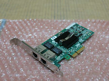 HP 412651-001 412646-001 PCI Dual Port Gigabit Network Adapter Card Full Bracket