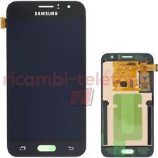 vetro touchscreen originale Samsung J120 Galaxy J1 2016 nero schermo LCD display