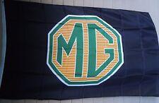 MG Cars 3x5 Flag Banner MG TD MGA MGB MGC Midget