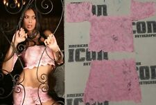 Tera Patrick 2x Signed Personally Worn Lingerie Set BAS Beckett COA Autograph