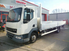 Flatbed Manual Commercial Lorries & Trucks 1 excl. current Previous owners
