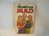 The Dirty Old Mad Paperback Book Warner 86057 Humor 1975