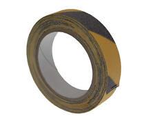 Anti-Rutschband Warnband Signalband 2in1 Schwarz Gelb